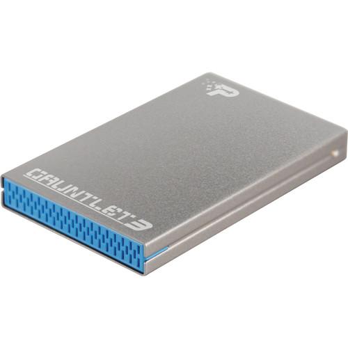 """Patriot Gauntlet 3 2.5"""" SATA III USB 3.0 Drive Enclosure"""