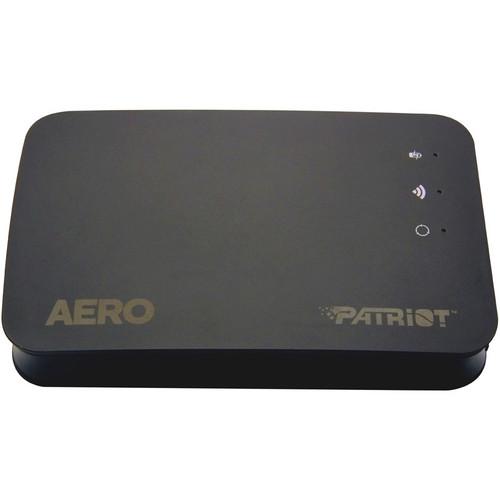 Patriot PCGTW500S AERO Wireless Mobile Drive (500GB)