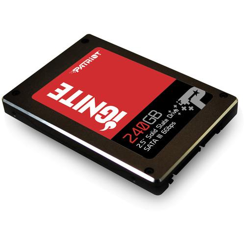 Patriot Ignite 240GB 2.5 Solid State Drive