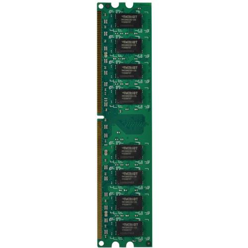Patriot Signature 2GB DDR2 PC2-5300 240-Pin DIMM Memory Module