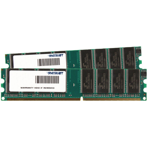 Patriot Signature Line 4GB (2 x 2GB) DDR2 Memory Module Kit