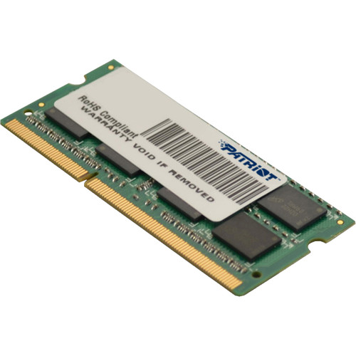Patriot Signature Line 4GB DDR3 1333 MHz SODIMM Memory Module