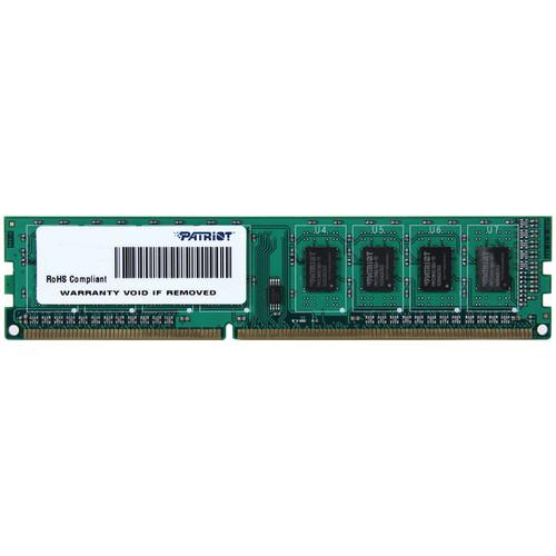 Patriot Signature Line 4GB DDR3 240-Pin 1600 MHz Memory Module