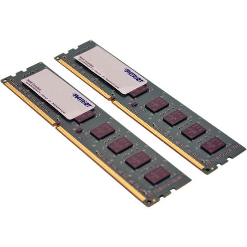 Patriot Signature Line 8GB (2 x 4GB) DDR3 DIMM Memory Kit