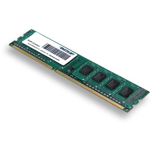 Patriot 8GB Signature DDR3L 1600 MHz UDIMM Memory Module