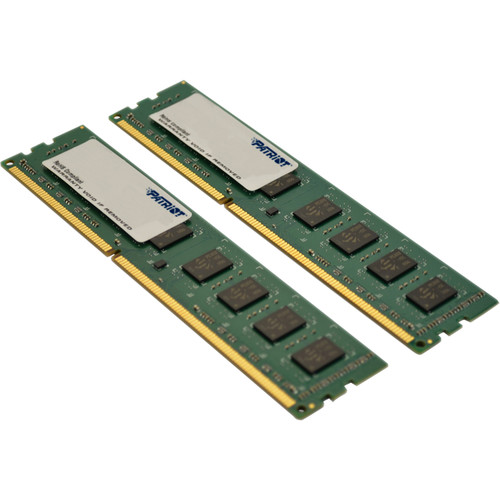 Patriot 8GB Signature Line DDR3L 1600 MHZ UDIMM Memory Kit (2 x 4GB)