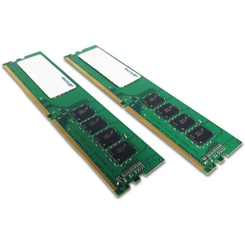 Patriot Signature Line 16GB (2 x 8GB) DDR4 PC4-17000 Memory Module Kit
