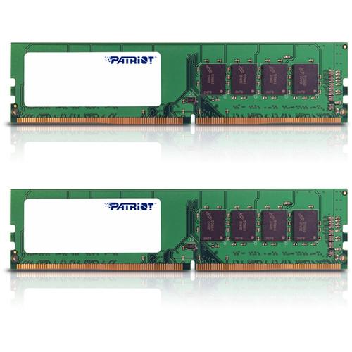Patriot 16GB DDR4 2400 MHz UDIMM Memory Kit (2 x 8GB)