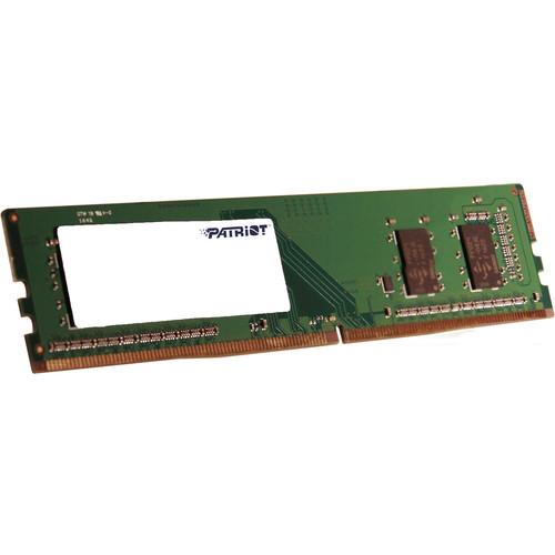 Patriot Signature Line 4GB DDR4 SR 2133 MHz CL15 UDIMM Memory Module