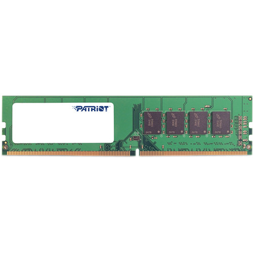 Patriot 4GB Signature Line DDR4 Non-ECC PC3-17000 2133 MHz CL15 DIMM Memory Module