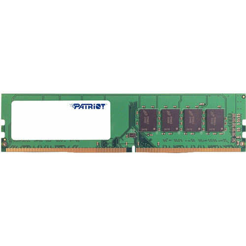 Patriot Signature Line 4GB DDR4 DR 2133 MHz CL15 UDIMM Memory Module
