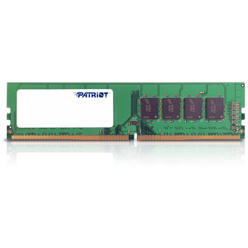Patriot 4GB DDR4 2400 MHz UDIMM Memory Module