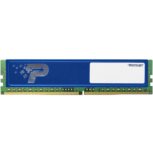 Patriot 4GB DDR4 2400 MHz UDIMM Memory Module with Heatshield