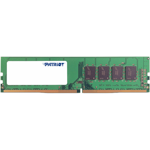 Patriot 4GB Signature Line DDR4 2666 MHz DR UDIMM Memory Module