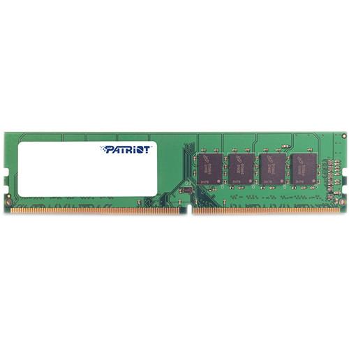 Patriot 8GB Signature Line DDR4 Non-ECC PC3-17000 2133 MHz CL15 DIMM Memory Module