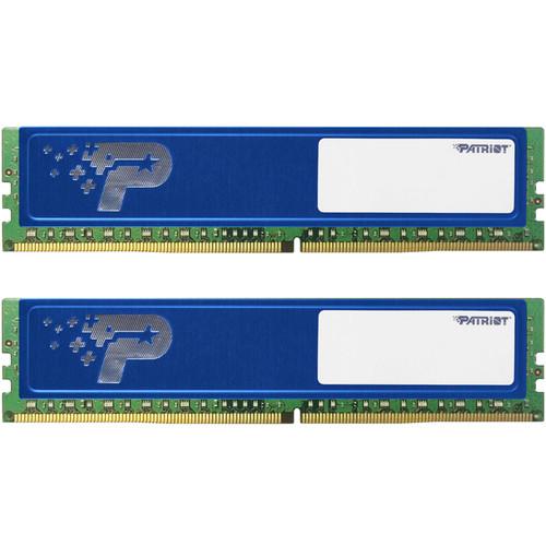 Patriot 8GB DDR4 2400 MHz UDIMM Memory Kit with Heatshield (2 x 4GB)