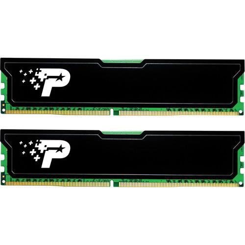 Patriot 8GB Signature Line DDR4 2666 MHz SR UDIMM Memory Kit with Heatshield (2 x 4GB)