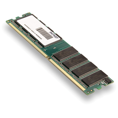 Patriot Signature 512MB DDR PC-3200 400 MHz Memory Module