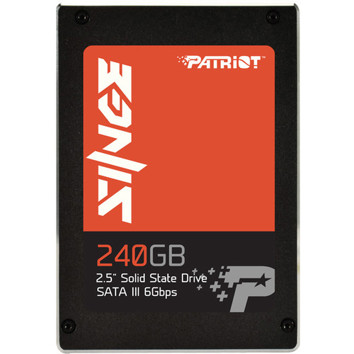"""Patriot Singe 240GB SATA III 2.5"""" Internal SSD"""