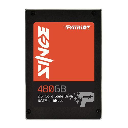 """Patriot Singe 480GB SATA III 2.5"""" Internal SSD"""