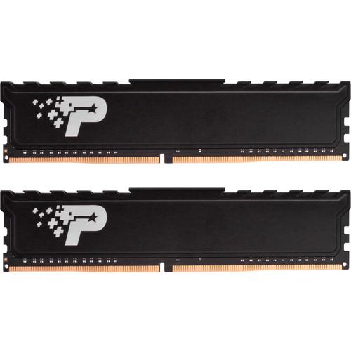 Patriot Signature Premium 16GB DDR4 2400 MHz UDIMM Memory Kit (2 x 8GB)