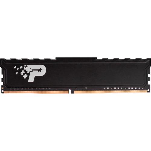 Patriot Signature Premium 4GB DDR4 2666 MHz UDIMM Memory Module (512x8 Chip)