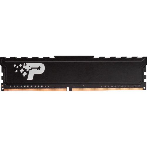 Patriot Signature Premium 8GB DDR4 SR 2400 MHz CL17 UDIMM Memory Module