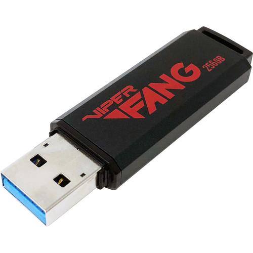 Patriot 256GB Viper Fang USB 3.1 Flash Drive