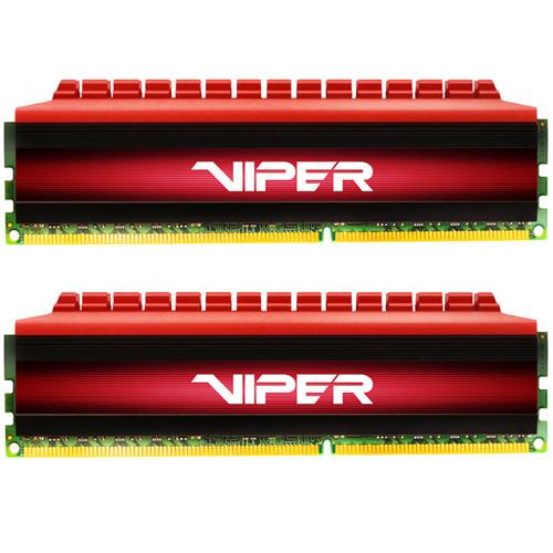 Patriot 8GB Viper 4 DDR4 2400 MHz UDIMM Memory Kit (2 x 4GB)