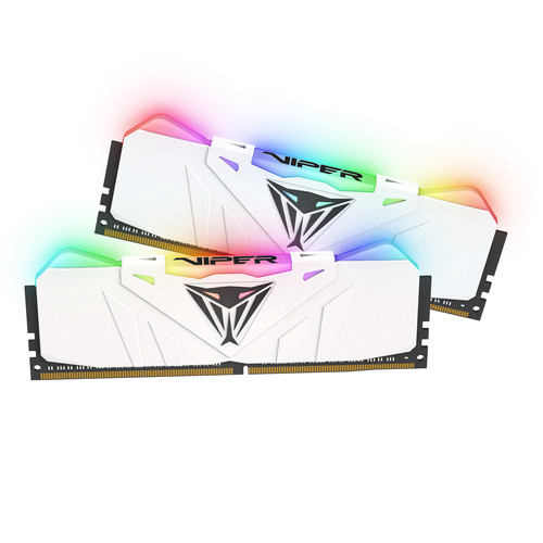 Patriot V RGB 16GB 3200MHz CL16 RGB HS Dual Kit (White)