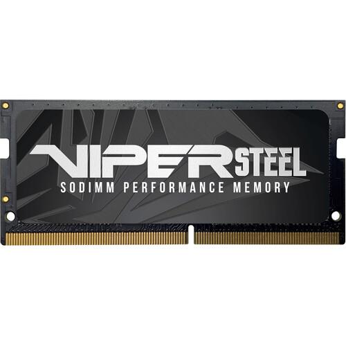 Patriot 16GB Viper Steel DDR4 2666 MHz SO-DIMM Memory Module