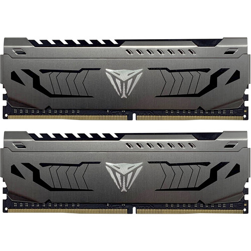 Patriot Viper Steel 16GB (2 x 8GB) 288-Pin DDR4 SDRAM, DDR4 3200 (PC4 25600) Desktop Memory