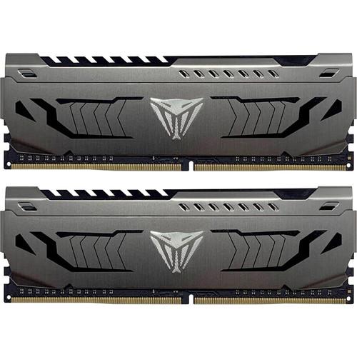 Patriot Viper Steel Series 16GB DDR4 3733 MHz CL17 UDIMM Memory Kit (2 x 8GB)