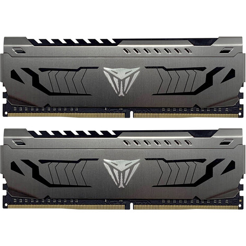 Patriot 16GB Viper Steel DDR4 4400 MHz UDIMM Memory Kit (2 x 8GB)