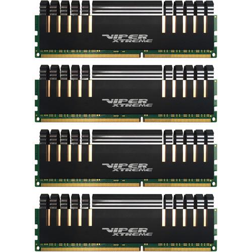 Patriot Viper Xtreme Edition DDR4 16GB 3000 MHz Low Latency Quad Memory Kit