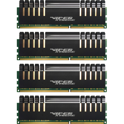 Patriot Viper Xtreme Edition DDR4 32GB 2400 MHz Low Latency Quad Kit
