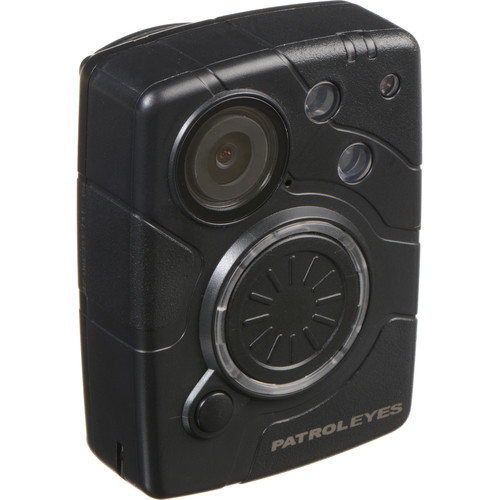 PatrolEyes SC-DV10 1296p Body Camera with Night Vision