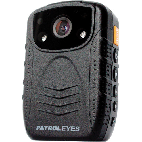 PatrolEyes HD Police Body Camera (16GB Pre-Installed)