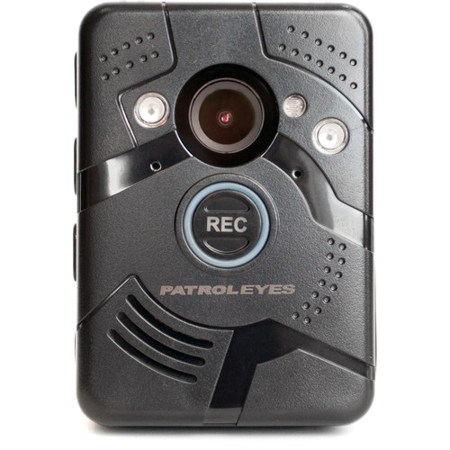 PatrolEyes 1080p HD Elite Infrared Body Worn Camera with 64GB HDD