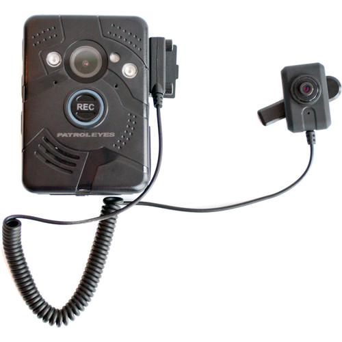 PatrolEyes SC-DV6-B 576p Covert Button Camera