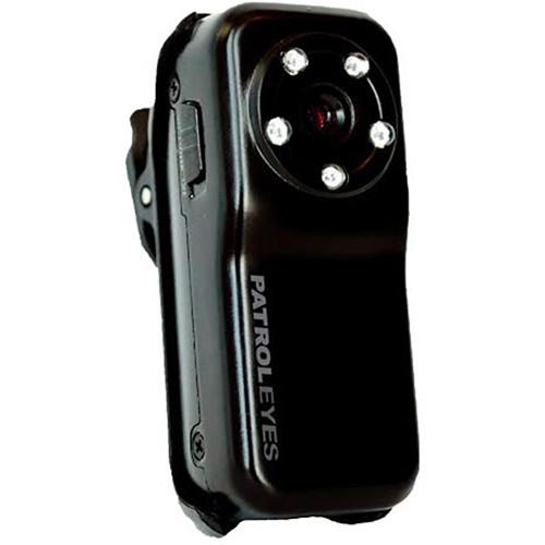 PatrolEyes Mini 1080p IR Body Camera