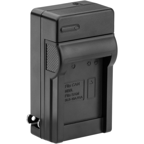 Pawa Compact AC/DC Charger for Canon NB-6L or NB-6LH Battery