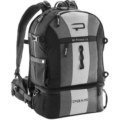 PAXIS Mt. Pickett 18 Backpack (Gray / Black)
