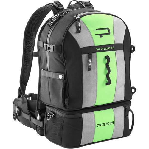 PAXIS Mt. Pickett 18 Backpack (Bright Green / Black)