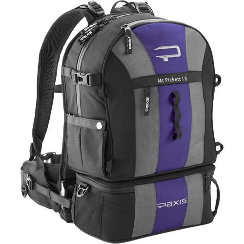 PAXIS Mt. Pickett 18 Backpack (Purple / Black)