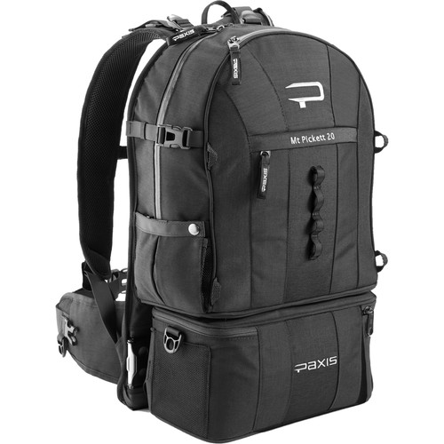 PAXIS Mt. Pickett 20 Backpack (Black)