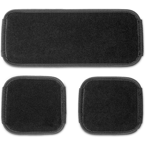 PAXIS Pod Armor Padded Shuttle Pod Dividers (Black, 3-Pack)