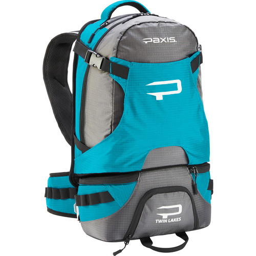 PAXIS Twin Lakes | Mineral Backpack (Blue/Gray)