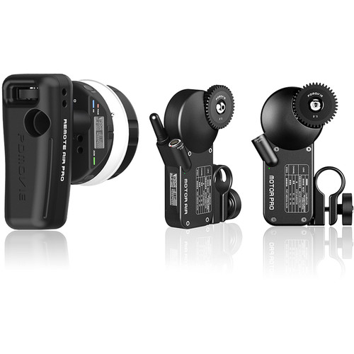 PDMOVIE Remote Air Pro 3 Dual-Channel Wireless Follow Focus System