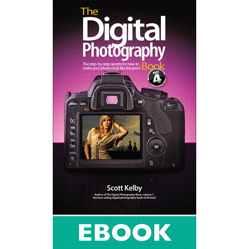 Peachpit Press E-Book: The Digital Photography Book, Part 4 (First Edition, Download)